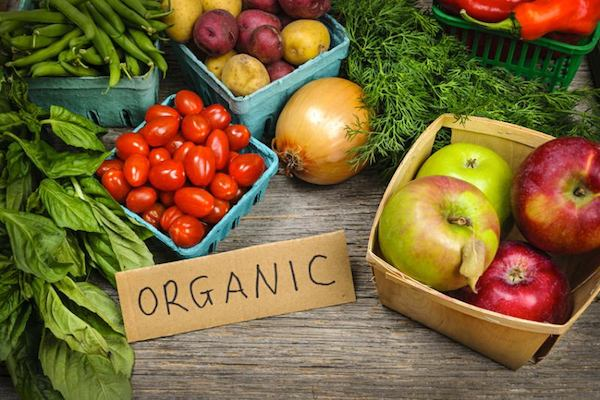 Image result for organic fruits and vegetables